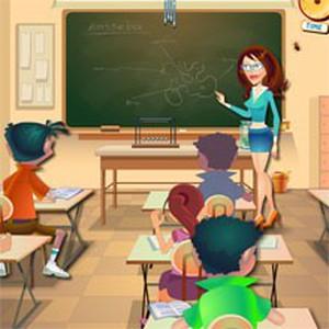 game Lớp học vui nhộn
