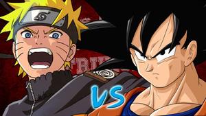 Game Naruto vs Goku
