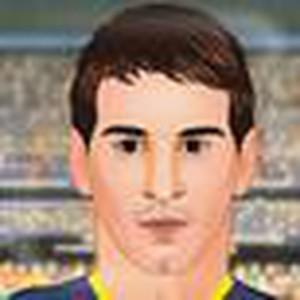 Ronaldo đối đầu với Messi