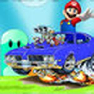 game Lái xe phong cách FRED