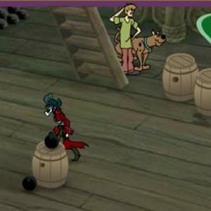 game Scooby trên con tàu ma