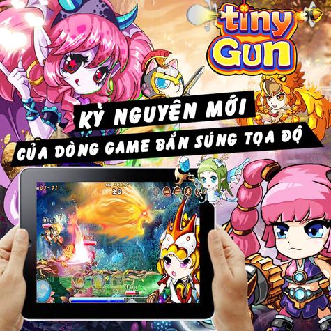 Tiny Gun- Game bắn súng số 1 Việt Nam