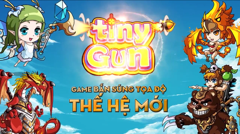 [Trailer] Game Bắn Súng Tọa Độ Tiny Gun