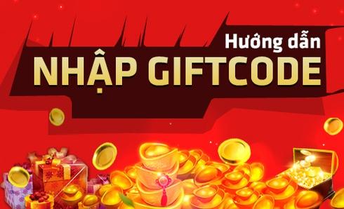 Hướng Dẫn Nhập GiftCode - Phá Thiên