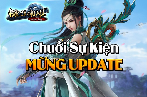[Sự Kiện] - Chuỗi sự kiện mừng Update tháng 6/2016