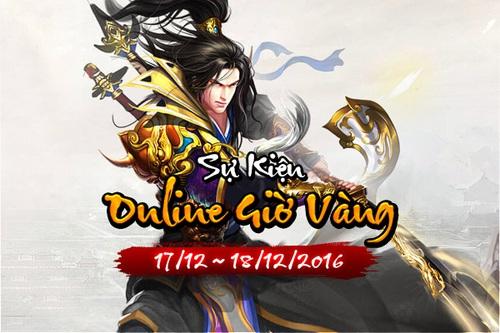 [Sự Kiện] - Online Giờ Vàng Cuối Tuần Ngày 17-18/12