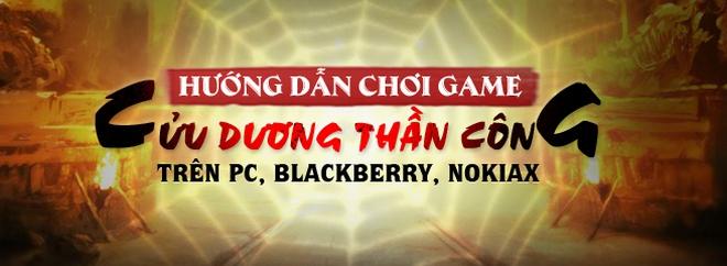 Hướng dẫn chơi game trên PC, Black Berry, NOKIA X, XL, X+