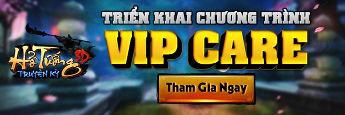 [VIP] - Ra mắt Chương Trình CSKH Thân Thiết VIP