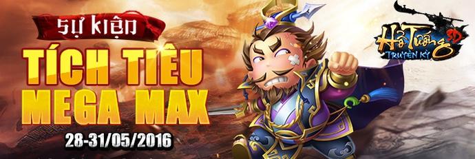 [Sự Kiện] - Tích Tiêu Mega Max 28-31-05!!!