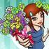 Game Tiệm hoa hạnh phúc, choi game