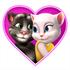 Game Valentine Của Tom Và Angela, choi game
