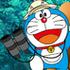 Game Doraemon bắt thú, choi game