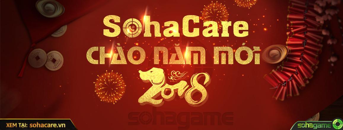 [Thông Báo] SohaCare Chào Năm Mới 2018