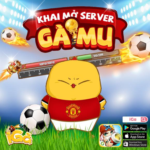 KHAI MỞ SERVER MỚI GÀ MU - 1
