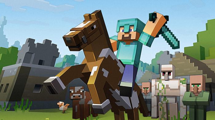 Giới thiệu về game Minecraft - 1