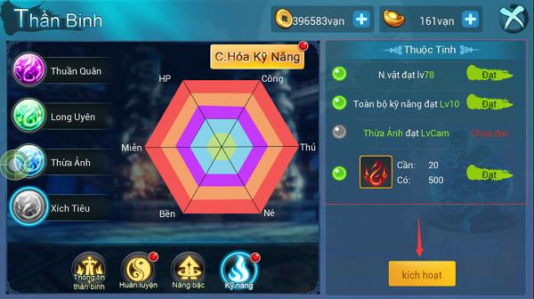 Tính năng Update tháng 6 Võ Hồn Thần Binh - 3