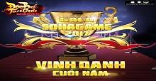 DANH SÁCH CÁC CAO THỦ ĐƯỢC VINH DANH NĂM 2017