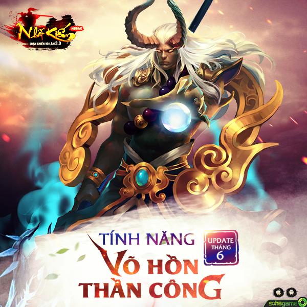 Tính năng Update tháng 6 Võ Hồn Thần Binh - 1