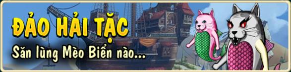 [Phụ Bản] Đảo Hải Tặc - 2