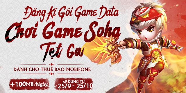 GÓI CƯỚC GAME DATA 2K DÀNH CHO GAMER