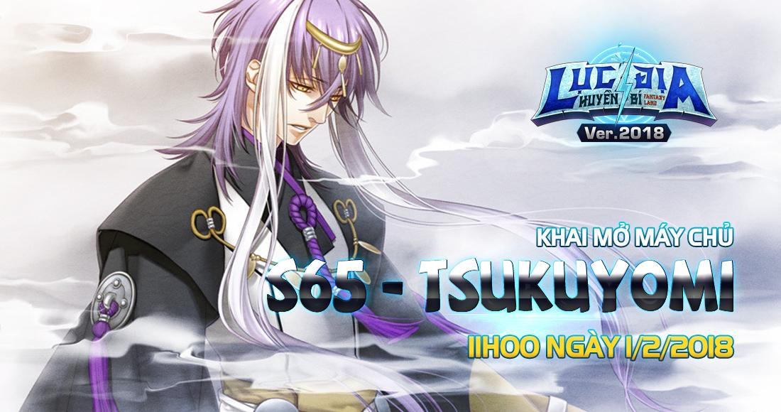 [Tin Tức] Khai Mở Lục Địa S65 - Tsukuyomi - 3