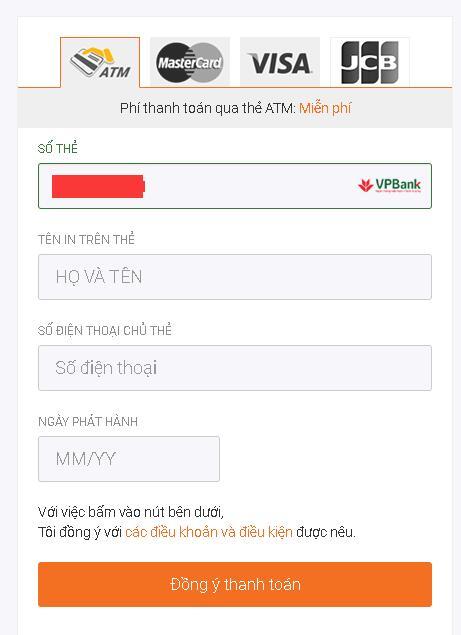 [Hướng Dẫn] Mua Thẻ SohaCoin bằng ATM - 4