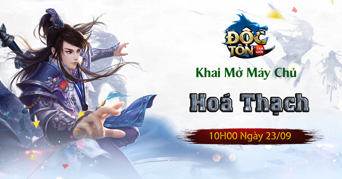 [Thông báo]Khai mở máy chủ Hoá Thạch ngày 23/09/2017 - 1