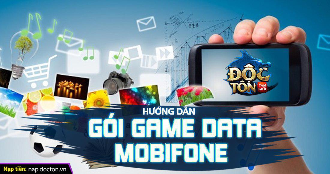 [Hướng Dẫn] Kích Hoạt Gói Game Data cho MobiFone - 1