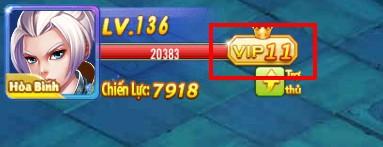 [Cấp VIP] - Đặc Quyền VIP trong Soái Ca Truyền Thuyết - 2