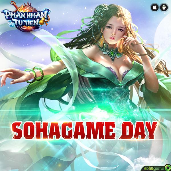 SohaGame Day – Tri Ân Khách Hàng - 1