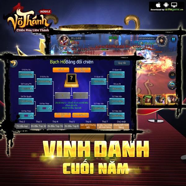 Cao thủ chiến thắng Giải Đấu Thiên Tài Chiến Thuật - 1