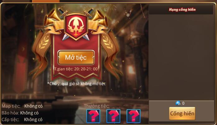[Hoạt Động] Quân Đoàn Chiến trong Kỵ Sĩ Rồng - Dragon Knights - 5