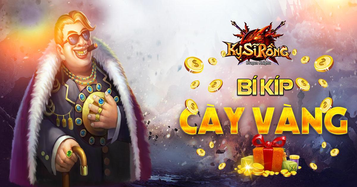 [Hướng Dẫn] Cày vàng, làm giàu không khó trong Kỵ Sĩ Rồng - Dragon Knights - 1
