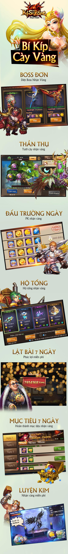 [Hướng Dẫn] Cày vàng, làm giàu không khó trong Kỵ Sĩ Rồng - Dragon Knights - 2