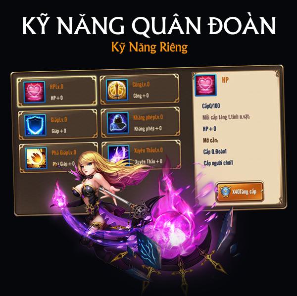 [Tính Năng] Ưu đãi khi tham gia Quân Đoàn trong Kỵ Sĩ Rồng - Dragon Knights - 2