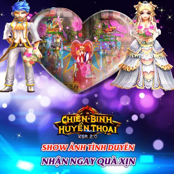 [Event Fanpage] SHOW TÌNH DUYÊN - NHẬN QUÀ XỊN - 1