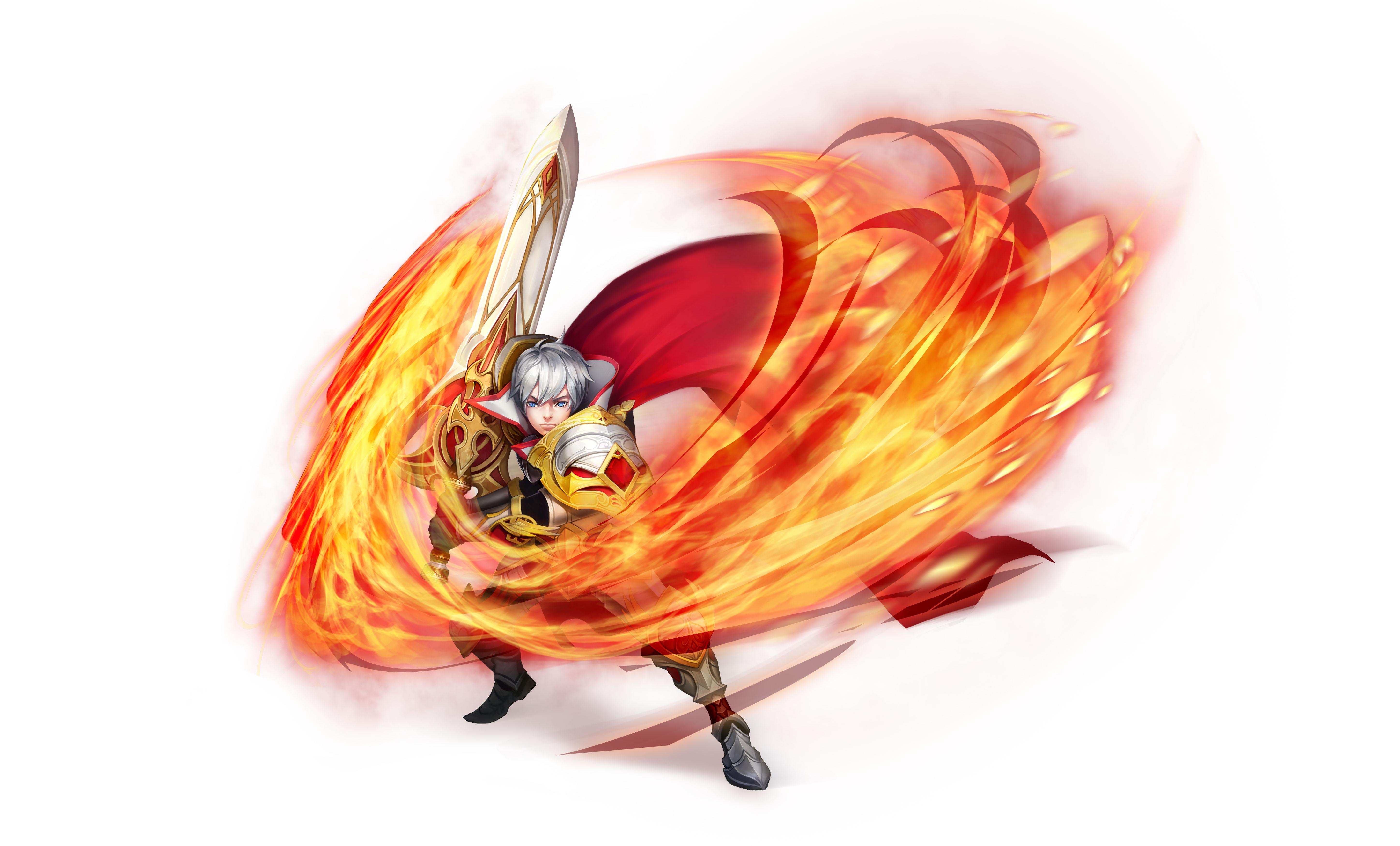 [Tân Thủ] Chức Nghiệp Chiến Sĩ trong Kỵ Sĩ Rồng - Dragon Knights - 1