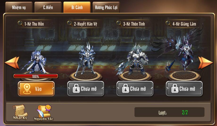 [Tính Năng] Quân Đoàn trong Kỵ Sĩ Rồng - Dragon Knights - 6