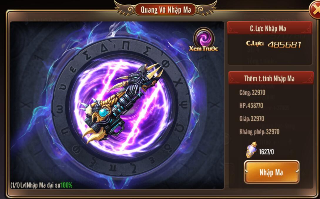 [Tính Năng] Quang Võ trong Kỵ Sĩ Rồng - Dragon Knights - 2