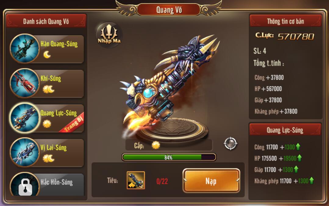 [Tính Năng] Quang Võ trong Kỵ Sĩ Rồng - Dragon Knights - 1