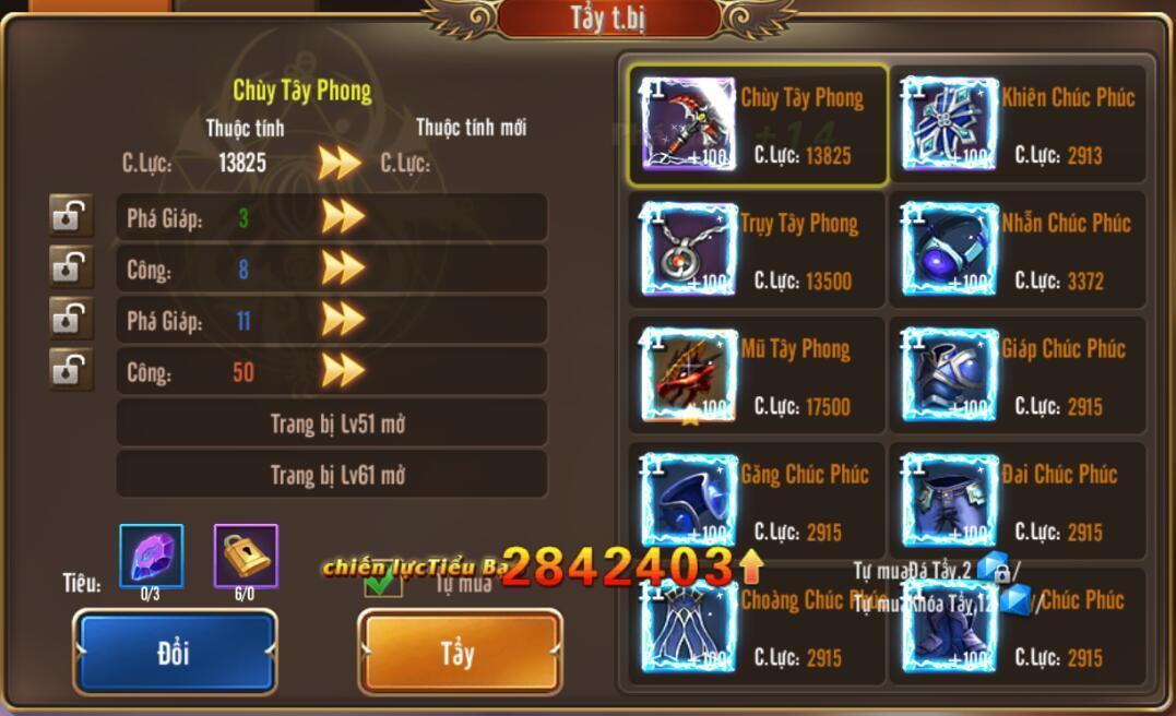 [Tính Năng] Rèn trong Kỵ Sĩ Rồng - Dragon Knights - 3