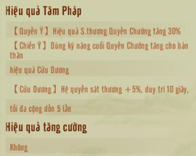 [Tông Phái] Quyền Tông - 8