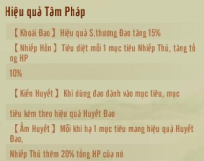 [Tông Phái] Đao Tông - 5