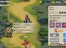 """4 mẹo vàng giúp game thủ Tam Quốc Quần Anh Truyện vượt ải Trảm Tướng, kiếm trang bị """"xịn"""" đơn giản nhất"""