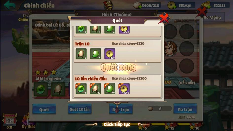 [Hướng Dẫn] Tăng Cấp và Lực Chiến Nhanh - 5
