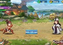 Tam Quốc Quần Anh Truyện: Hướng dẫn lên cấp nhanh cho người mới chơi