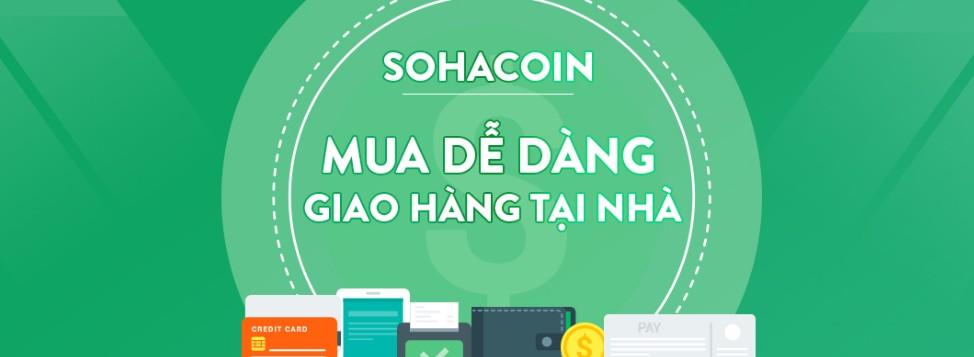 [Hướng Dẫn] Mua và Nạp Thẻ SohaCoin - 1