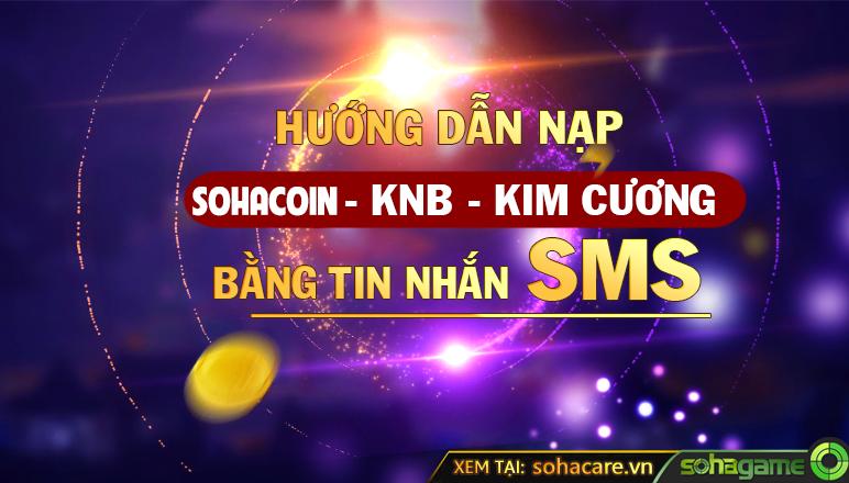 [Hướng Dẫn] Nạp Thẻ Qua SMS - 1