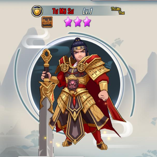 [UPDATE] Giới Thiệu 3 Tướng Mới - Tam Anh Xuất Kích - 2