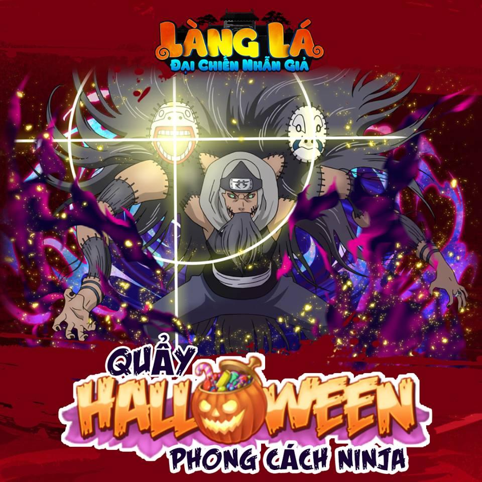 [Sự Kiện] Quẩy Halloween Phong Cách Ninja - 1